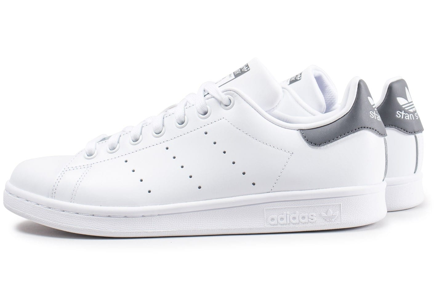 achter adidas stan smith gris femme